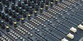 Soundboard — Stock Photo