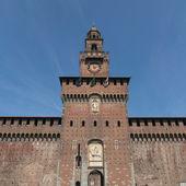 スフォルツァ、ミラノ — ストック写真
