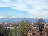 Turin view — Fotografia Stock