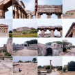 Paestum landmarks, Italy — Photo
