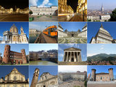 Turin landmarks — Stock Photo