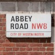 Abbey Road, London, UK — Stock Photo #6352993