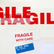 Fragile - Foto Stock