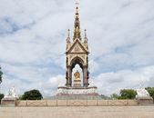 мемориал принца альберта, лондон — Стоковое фото