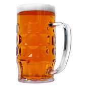 German beer glass — Stock Photo