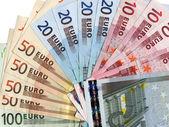 Billet euro — Photo
