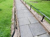 Pavement sidewalk — Stock Photo