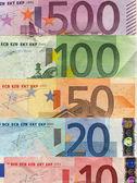 -euro-schein — Stockfoto