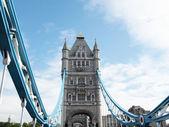 Tower bridge, londyn — Zdjęcie stockowe