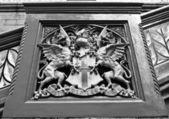 London-wappen — Stockfoto