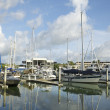 Yacht harbor — Stock Photo #6395073