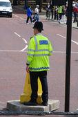 London metro police 2 — Stock Photo