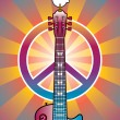 Royalty-Free Stock Imagen vectorial: Tribute to Woodstock 2