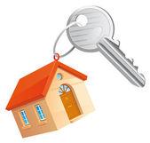 House key — Stock Photo