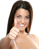 Thumps up! — Stock Photo