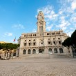 Stock Photo: City hall of Porto, Portugal