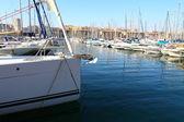 Marseille in frankrijk — Foto de Stock