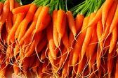 Marché des légumes frais sur Salamanque, Tasmanie, Australie. — Photo