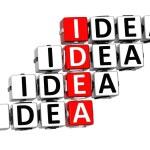 3D Idea Crossword — Stock Photo #6698114