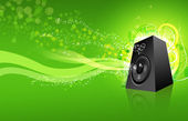 Speaker / Loudspeaker - XL — Stock Photo