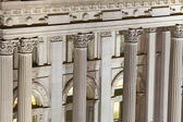 Columns of State Capitol Building — Stock Photo