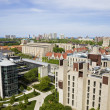 University of Chicago campus — Foto Stock