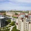 University of Chicago campus - Stock Photo