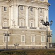 Stock Photo: Palacio Real in Madrid