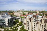 University of Chicago campus — Stock Photo