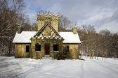 Squire's Castle in Cleveland area — 图库照片