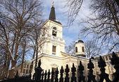 Pyhan kolminaisuuden kirkko - chiesa della santissima trinità — Foto Stock