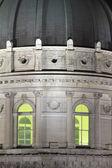 Detail státní capitol stavba v indianapolis — Stock fotografie