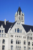 Historic Building in the center of Milwaukee — Stock Photo