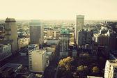 Aerial Memphis — Stock Photo