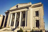 Historic Police Station in Memphis — Stock Photo