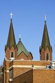 Church in Wausau — Stock Photo