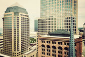 Downtown Cleveland — Stock Photo