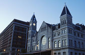 Union Station in downtown of Louisville — Stock Photo