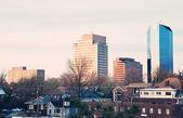 Sunset in Lexington — Stock Photo