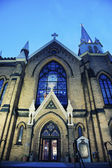 St. Mary's Church in Pittsburgh — Stock Photo