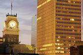 Historic city hall in Louisville — Stock Photo