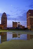 Downtown Louisville — 图库照片