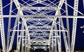 在纳什维尔的步行桥 — 图库照片