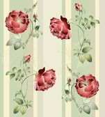 Rosa transparente background.illustration. — Vector de stock