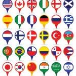 World Flags — Stock Vector #6680577