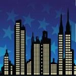 New York — Stock Vector #6680592