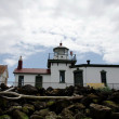 Discovery park lighthouse — Stock Photo