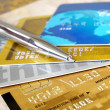 Credit cards. — Stock Photo #5649164