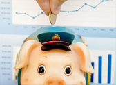 Piggy Bank Savings — Stock Photo