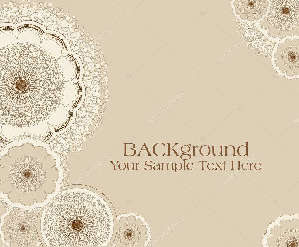Beige Background Vector Vector Abstract Background